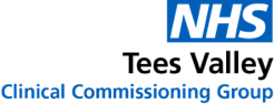 NHS - Tees Valley - Clinical Commissioning Group